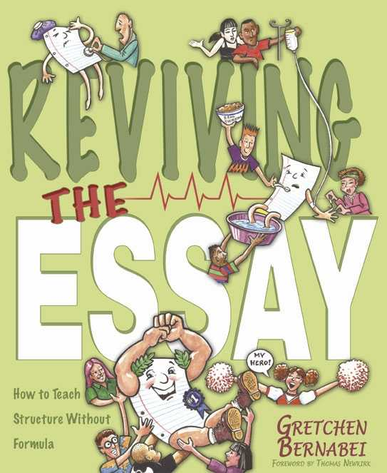 Reviving The Essay By Bernabei, Gretchen